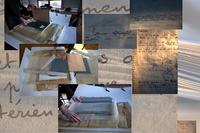 Archives 2 40x60 · Artemyz, Claire · © Claire Artemyz